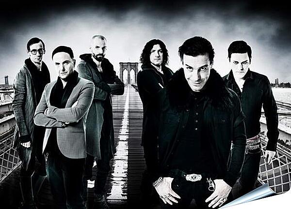 Плакат на стену - Rammstein (Рамштайн)