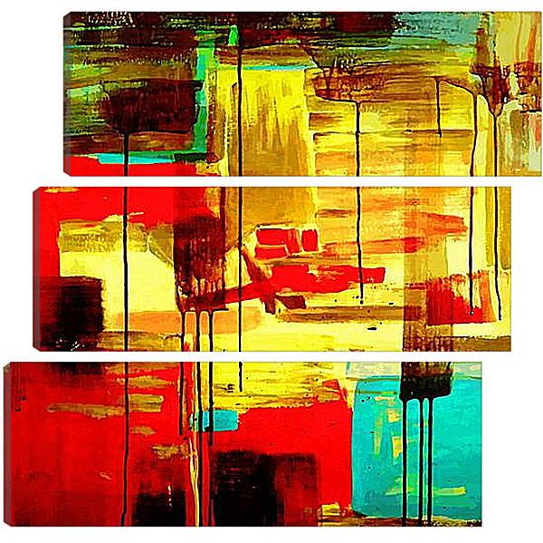 Модульная картина - Арт абстракция