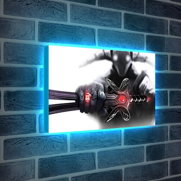 Лайтбокс световая панель - DotA 2