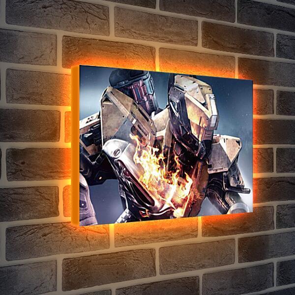 Лайтбокс световая панель - Destiny