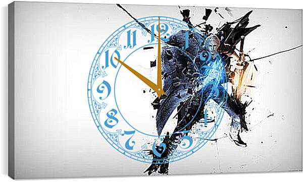 Часы картина - Devil May Cry 4