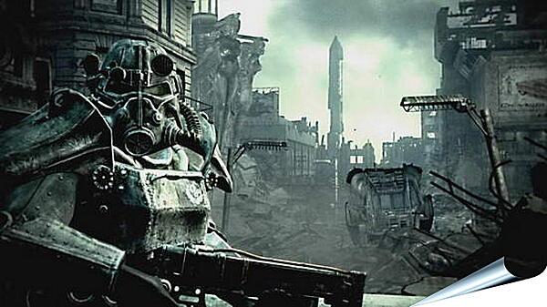 Плакат на стену - Fallout