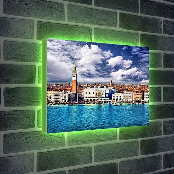 Лайтбокс световая панель - Венеция