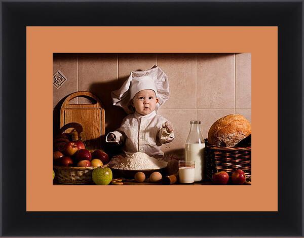 Картина в раме - Шеф повар