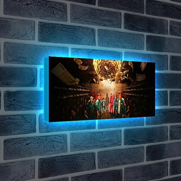 Лайтбокс световая панель - Эд Вествик