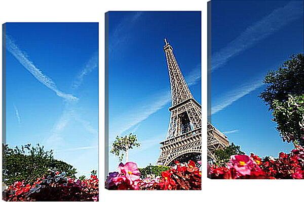Модульная картина - Франция (Париж)