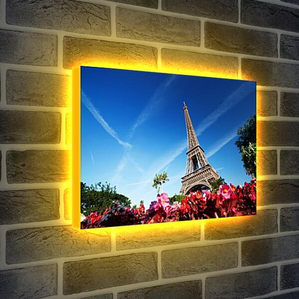 Лайтбокс световая панель - Франция (Париж)
