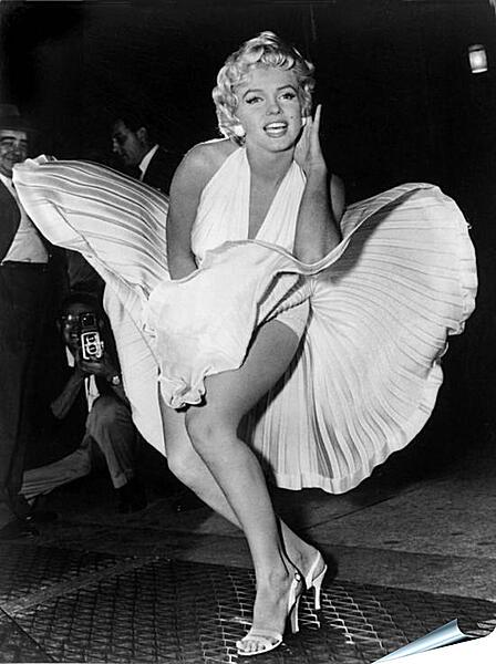 Плакат на стену - Мерилин Монро (Marilyn Monroe)