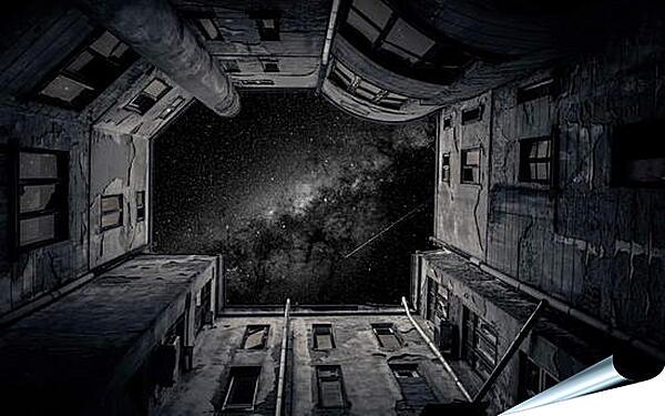 Плакат на стену - Космос