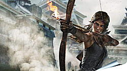 Плакат на стену - tomb raider definitive edition, crystal dynamics, lara croft