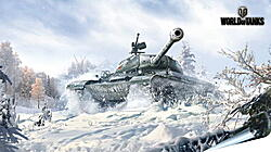 Плакат на стену - world of tanks, wargaming net, wot