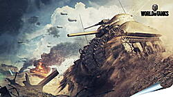 Плакат на стену - world of tanks, tank, m4 sherman
