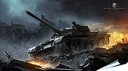 Плакат на стену - world of tanks, wargaming net, wg