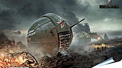 Плакат на стену - world of tanks, wg, wot