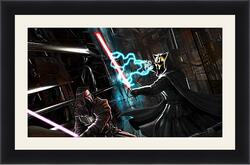Картина в раме - star wars, knights of the old republic, darth revan