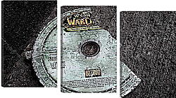 Модульная картина - world of warcraft, disk, cover