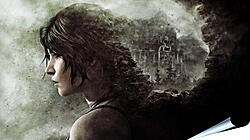 Плакат на стену - rise of the tomb raider, lara croft, crystal dynamics