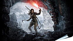 Плакат на стену - Rise Of The Tomb Raider