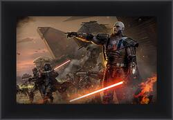 Картина в раме - Star Wars The Old Republic