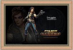 Картина в раме - Star Wars: The Old Republic