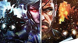 Плакат на стену - Metal Gear Rising: Revengeance