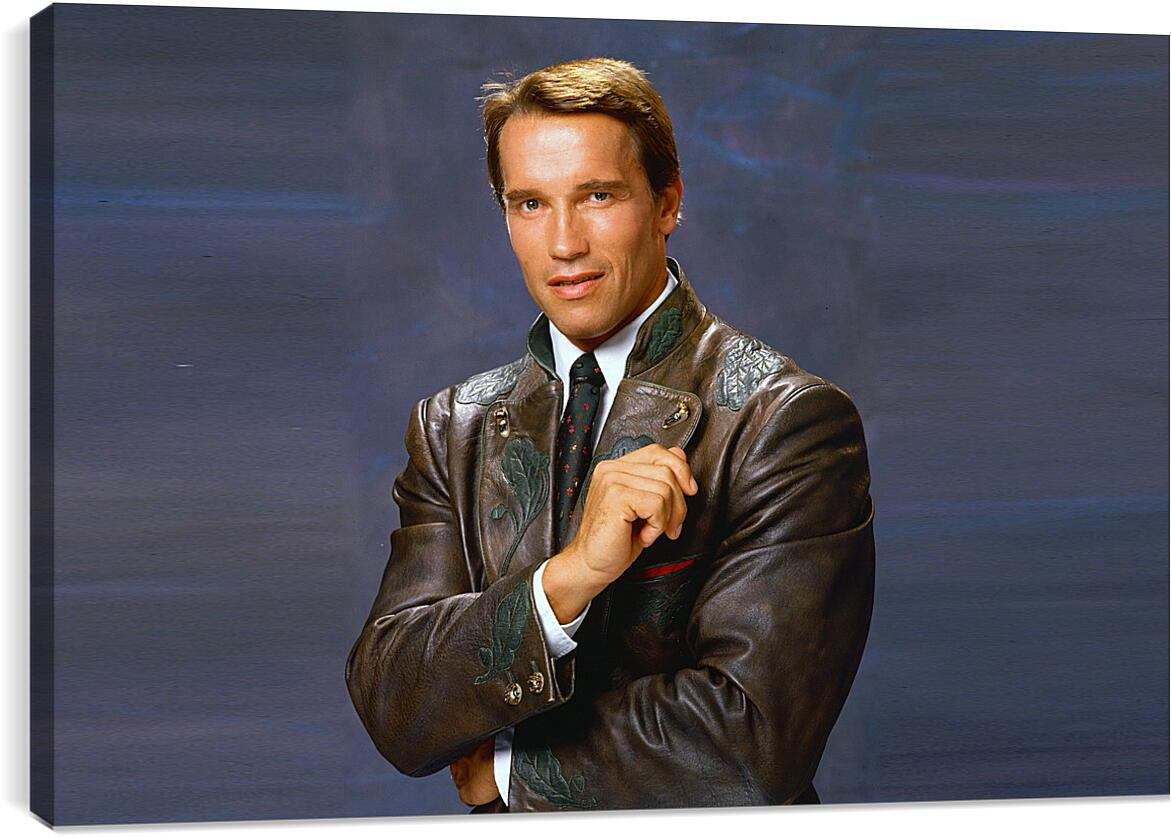 Арнольд Шварценеггер (Arnold Schwarzenegger)Личности<br>Модульная картина из 2 частей . Любые размеры и конфигурации на выбор. Материал печати: натуральный холст.<br>Размер: 90x59 см., 120x79 см., 150x99 см.;