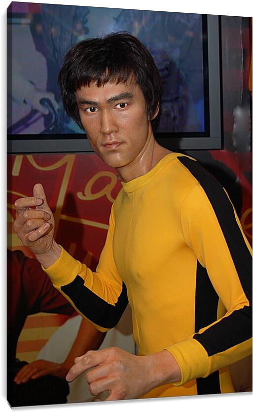 Брюс Ли (Bruce Lee)Личности<br>Модульная картина из 5 частей . Любые размеры и конфигурации на выбор. Материал печати: натуральный холст.<br>Размер: 60x90 см., 80x120 см., 100x150 см.;