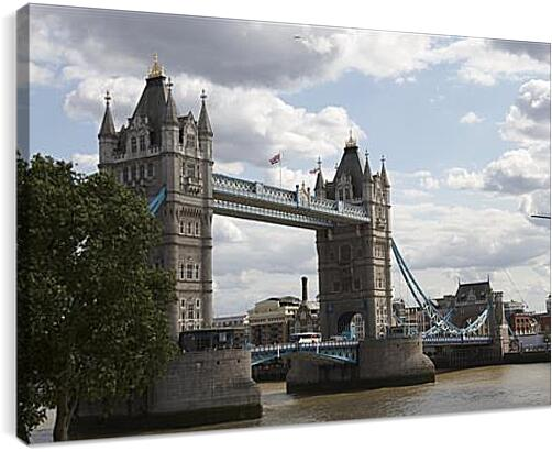 london bridge - лондонский мостАрхитектура<br>Модульная картина из 3 частей . Любые размеры и конфигурации на выбор. Материал печати: натуральный холст.<br>Размер: 90x60 см., 120x80 см., 150x100 см.;
