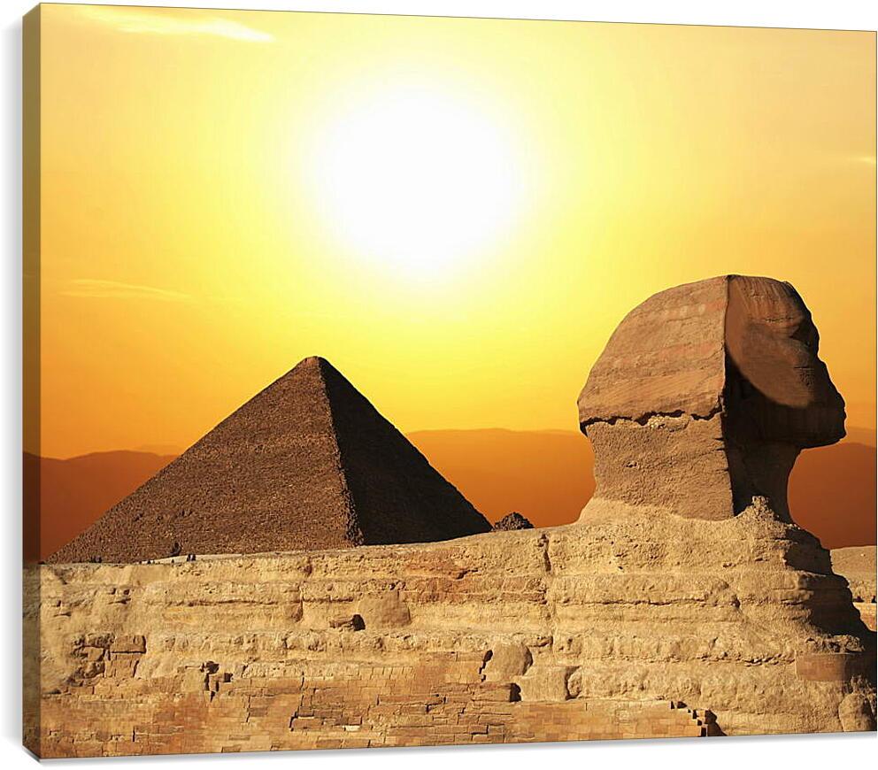 Сфинкс ЕгипетГорода<br>Модульная картина из 5 частей . Любые размеры и конфигурации на выбор. Материал печати: натуральный холст.<br>Размер: 90x73 см., 120x97 см., 150x121 см.;