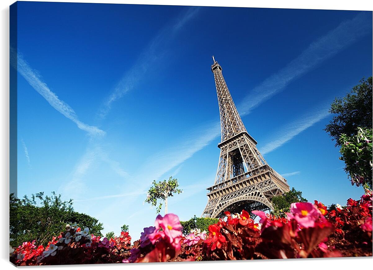 Франция (Париж)Страны<br>Модульная картина из 5 частей . Любые размеры и конфигурации на выбор. Материал печати: натуральный холст.<br>Размер: 90x60 см., 120x80 см., 150x100 см.;
